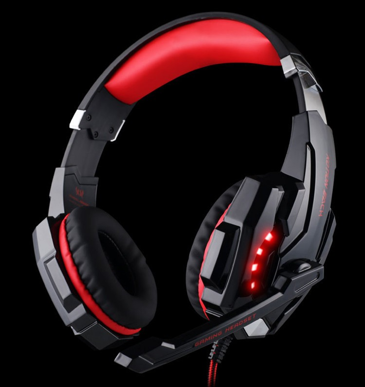 KOTION EACH G9000 3.5mm Game Gaming Headphone Headset Earphone With Microphone LED Light For Laptop Tablet Mobile Phones Xbox ONEPS4 (15)