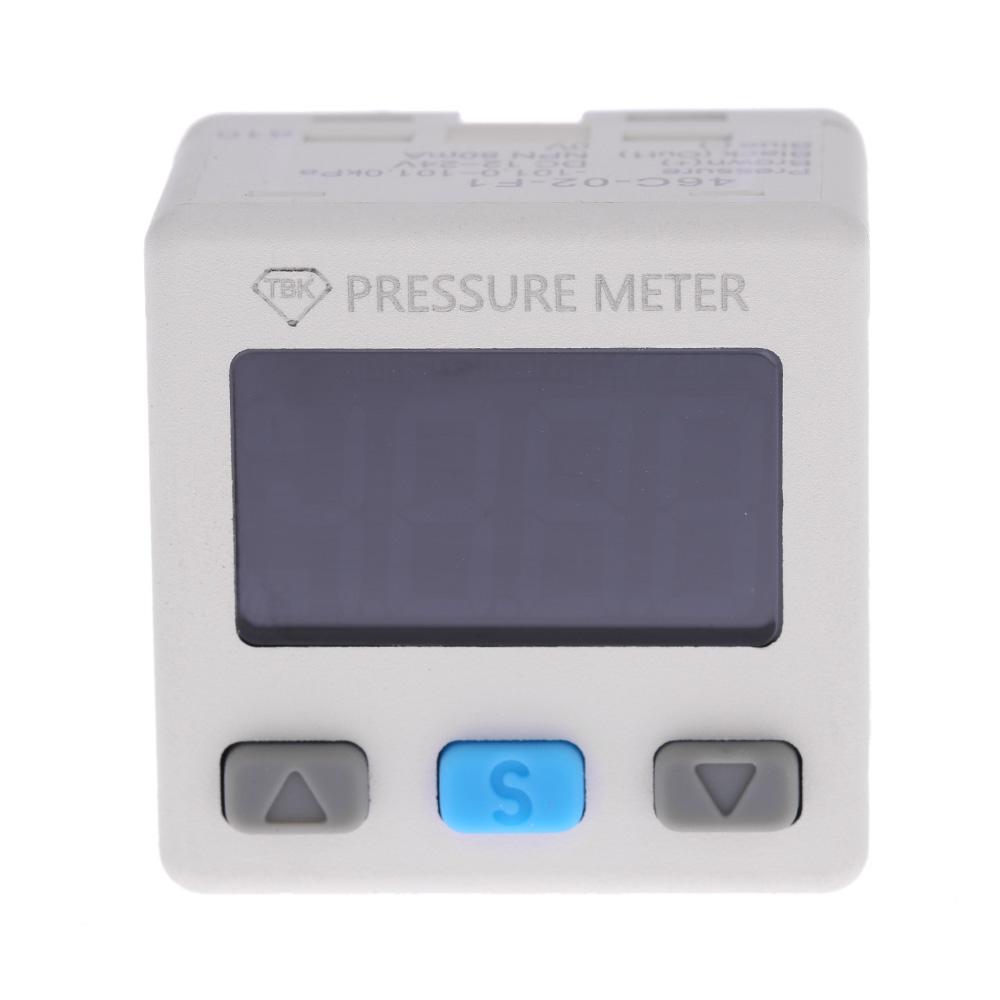 -100.0~100.0kPa 12V~24V Mini Digital Vacuum Pressure Sensor Meter Tester pressure Gauge vacuum meter pressure diagnostic-tool(China (Mainland))