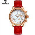 vinoce woman watches Relogio perfume water table belt quartz watch diamond gilded luxury casual fashion brand