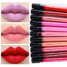 Liquid Lipstick Hot Sale Waterproof Lasting Elegant Multi Colors matte smooth lipstick Sexy Sweet girl Lip lipstick D13(China (Mainland))