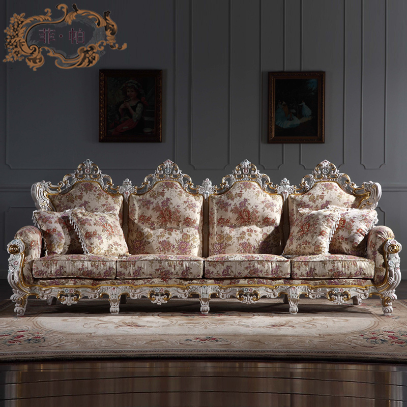 italian style living room furniture living room sofa sets in antique furniture sets from