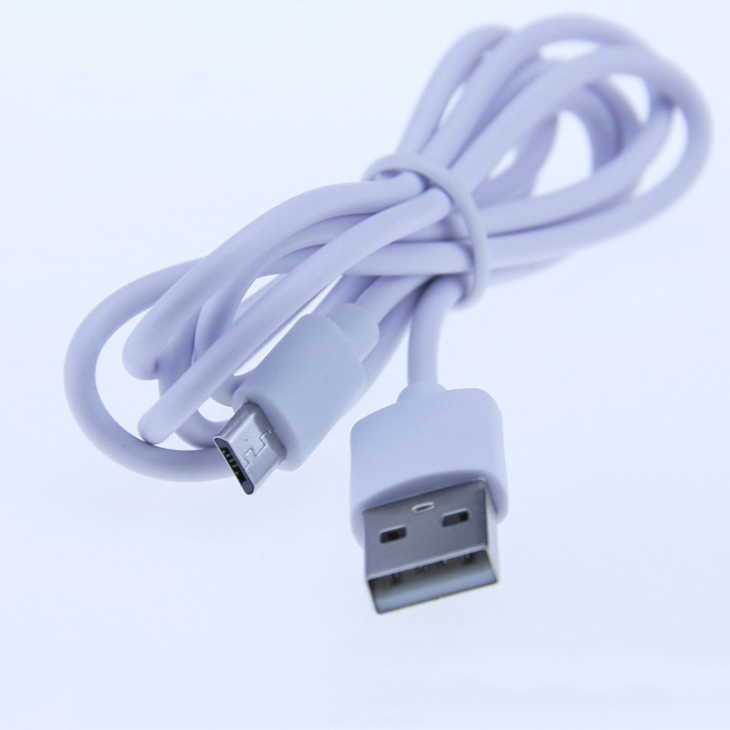 Wholesale Mobile Phone USB Charge Cable for Samsung Sony HTC Android Phones Data Cable Sync Charger Cord 30cm 100cm