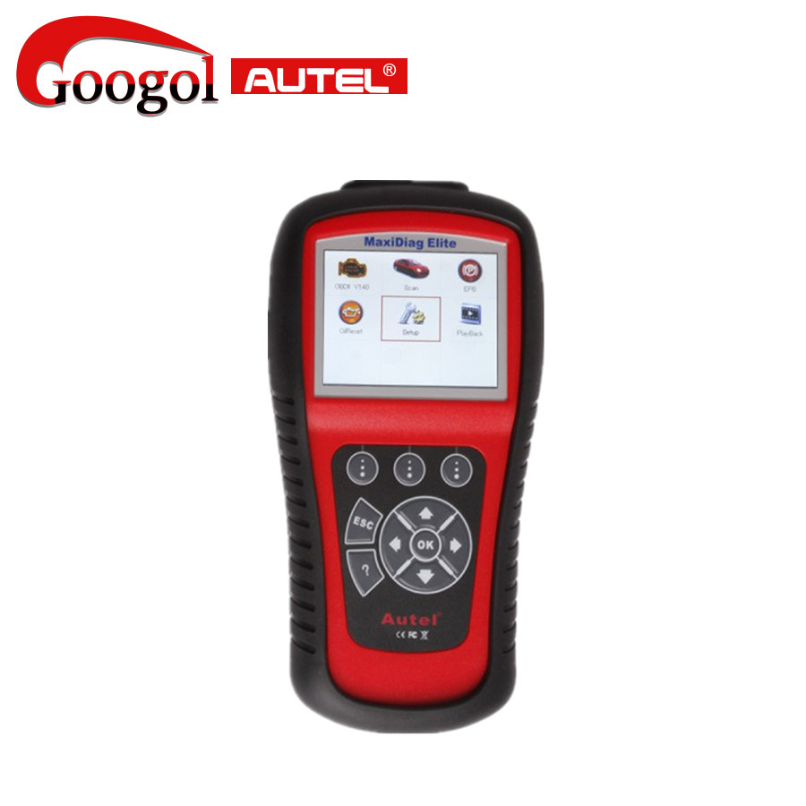 New AUTEL MaxiDiag Elite MD802 All system + DS model MD 802 PRO (MD701+MD702+MD703+MD704) 100% Original Auto Code Reader By DHL(Hong Kong)