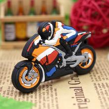 New special USB Flash Drive Motorcycle Cartoon Pen Drive 32gb 16gb Memory Stick 8gb 4gb Pendrive