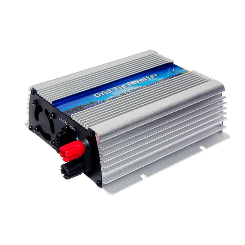 MAYLAR@ 300W Solar Grid Tie Mini Pure Sine Wave Inverter With MPPT,10.5-28VDC,50Hz/60Hz Automatically ,180-260VAC(China (Mainland))