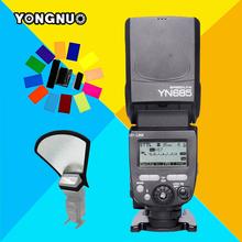 Buy YONGNUO YN685 YN685C YN685N Speedlite Canon 6d 60d 5d mark iii 550d 650d Nikon d7100 d3100 d5300 d7000 Camera HSS TTL Flash for $109.88 in AliExpress store
