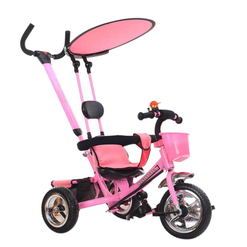 Child Bicycle Outdoor Fun Sports Ride On Toys Tricycle Baby Bicycle Stroller Infant Stroller Ride On Cars Prams and Pushchairs(China (Mainland))