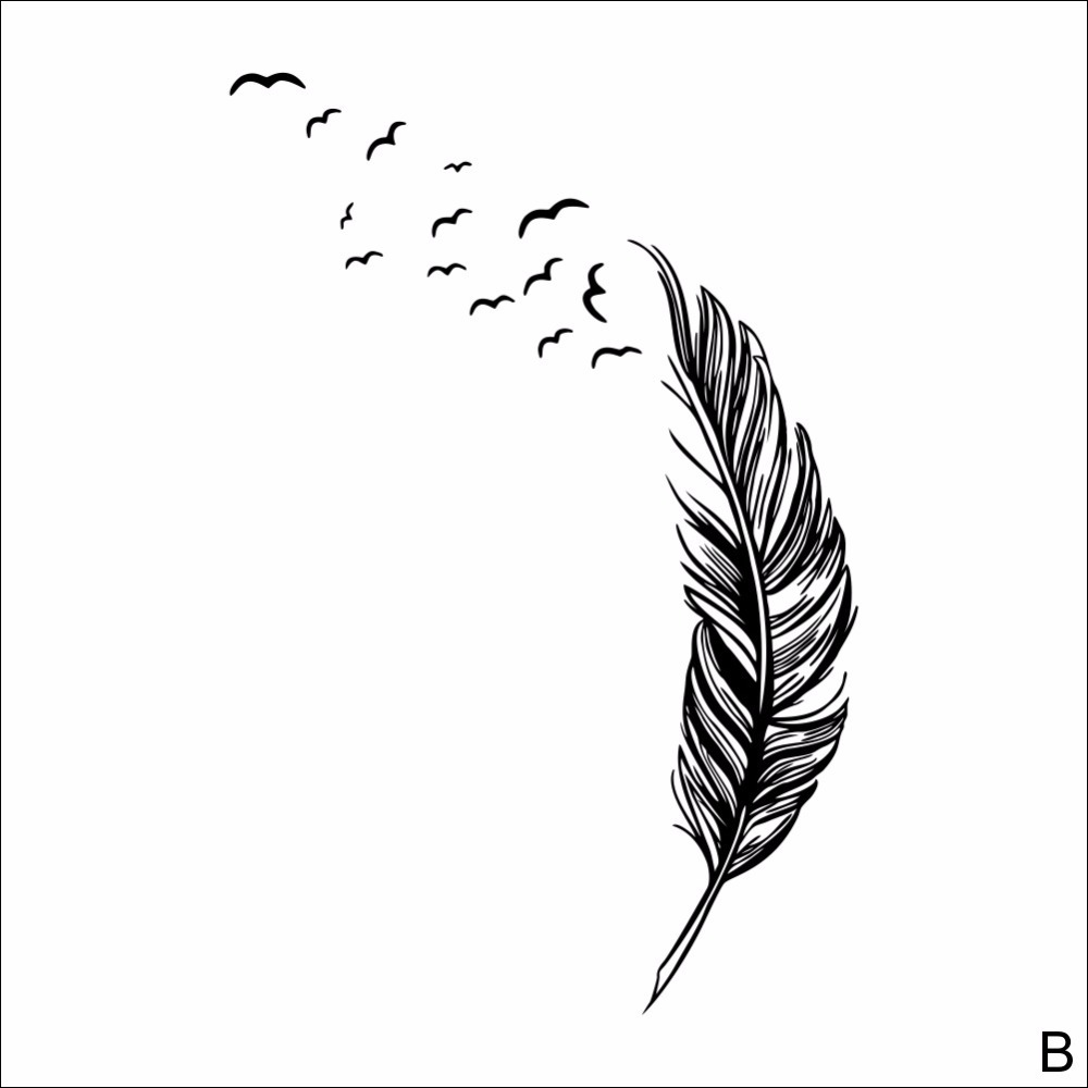 Birds Of A Feather Home Decor