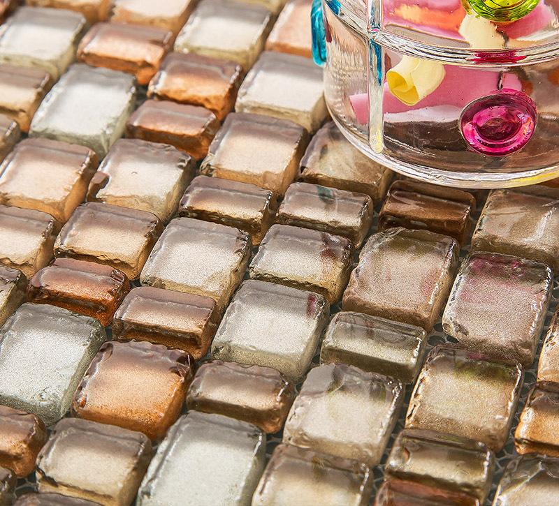 Piastrelle bagno mosaico marrone gallery of piastrelle bagno mosaico marrone with piastrelle - Piastrelle a poco prezzo ...