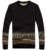 Free shipping 2015 New Arrival Hot Sale Men Fashion Korean Style O-neck Sweater Men's jersey Drop Shipping Asia S M L XL XXL