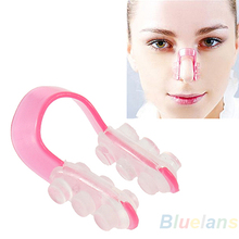 HotBeautiful Nose UP Silicone Beauty Clip Lifting Shaping Clipper No Pain 7D2W