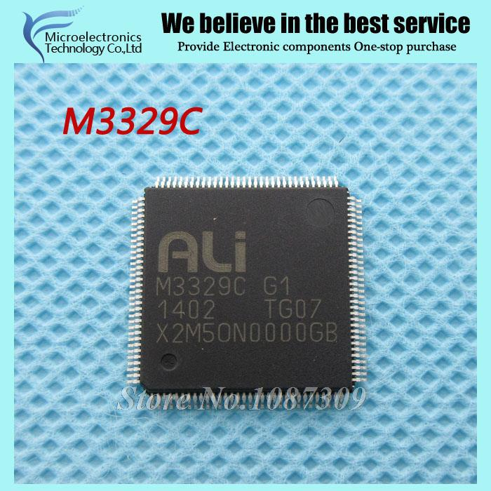 5PCS free shipping 100% new original new M3329C-G1 M3329C G1 QFP integrated circuit IC chip electronic components(China (Mainland))