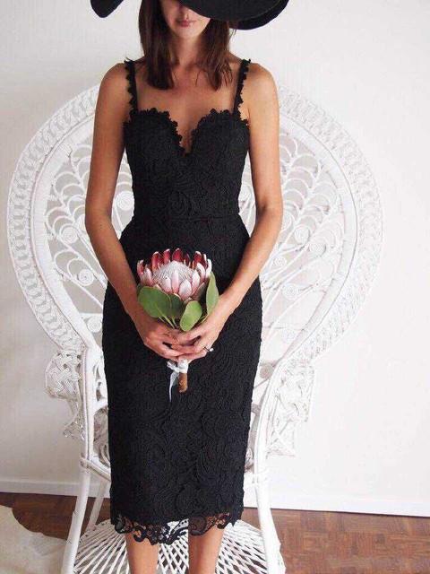 Летний стиль белый черный кружевном платье V Cami Bodycon сексуальная дешевую одежду китай vestidos феста ropa mujer свободного покроя миди платья новая