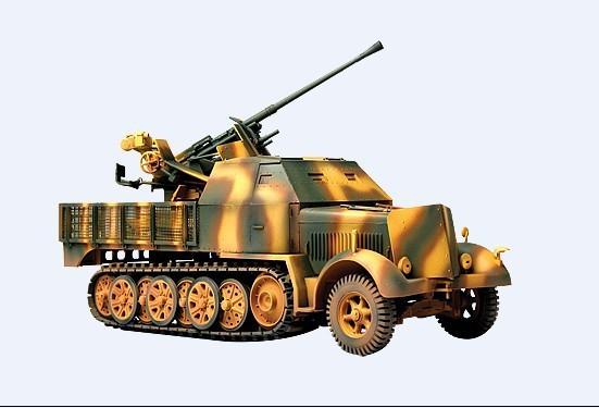 Фотография FOV 85034 1:72 WWII German 37MM mm antiaircraft artillery alloy model FM