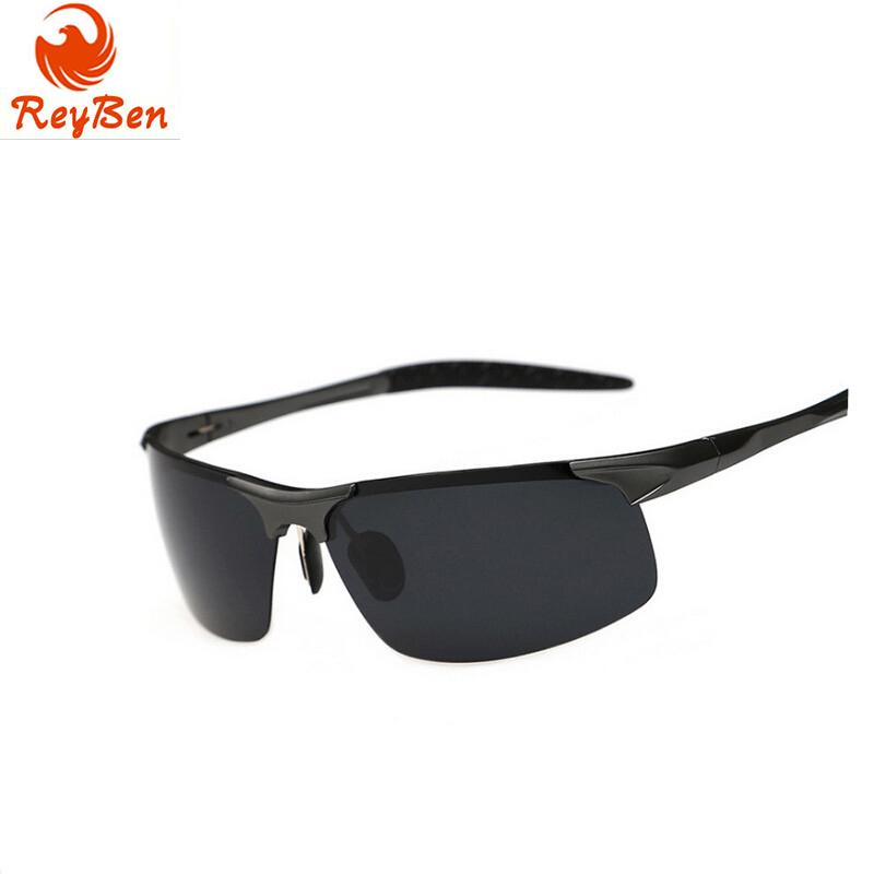 2015 New brand designer Aluminum Magnesium Polarized Aviator Sun Glasses Driving Sport Male Fashion Oculos men sunglasses gafas(China (Mainland))