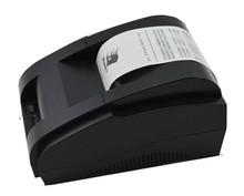 USB interfac  pos printer Wholesale High quality 58mm thermal receipt printer machine printing speed 90mm / s(China (Mainland))