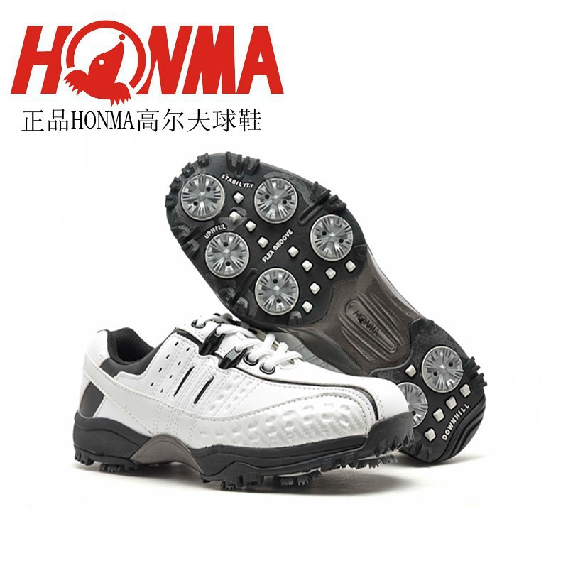 Hot! Free sending Authentic HONMA golf shoes sports shoes casual shoes Hiking shoes for men(China (Mainland))