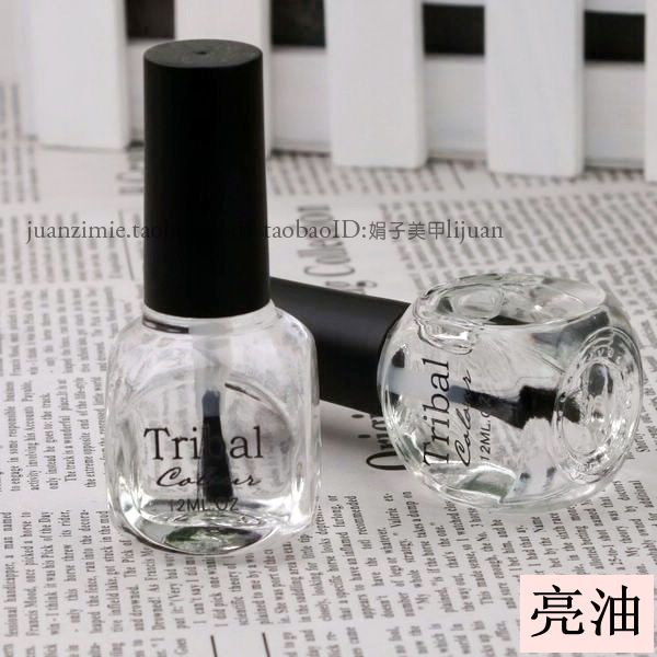 Bottle tribal nail polish oil care base oil - - quick dry oil 12ml