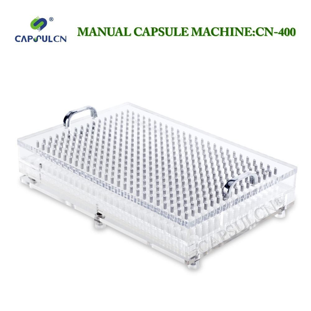 High Quality, CN400 Size 0 Encapsulator/Manual capsule filler/Capsule Filling Machine/(Hong Kong)