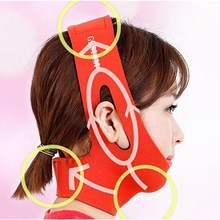 Health care thin face mask V slimming facial thin masseter double chin skin care thin face
