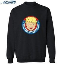 Buy USA Election Campaign Vote Donald Trump Sweatshirt Men Streetwear in USA Mens Hoodies and Sweatshirts Hip Hop 4XL for $14.99 in AliExpress store