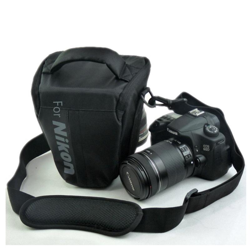 DSLR Waterproof Camera Case Bag for Nikon D3300 D3200 D3100 D3000 D5200 D5100 D5000 D7100 D7000 D90 D80 D70 D70S Free Shipping(China (Mainland))