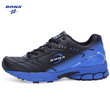 BONA 2016 Spring Autumn Wholesale And Retailers Walking Shoes Men Personalized Fitness Health Casual Men Shoes Masculino Male(China (Mainland))