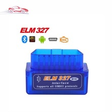 Smart super mini a ELM327 Bluetooth V1.5 OBD2 OBDII Elm 327 Bluetooth obd Hardware 1.5/Software 2.1 Diagnostic Tool Scanner