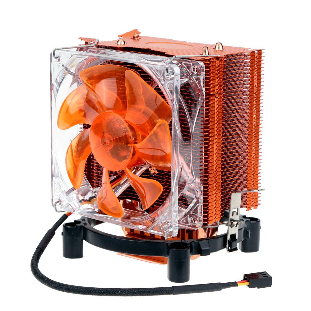 BINGBAO Ultra Silent 14cm 7 Blades Computer PC Desktop CPU Cooling Fan Cooler Heatsink Radiator for AMD Intel CPU(China (Mainland))