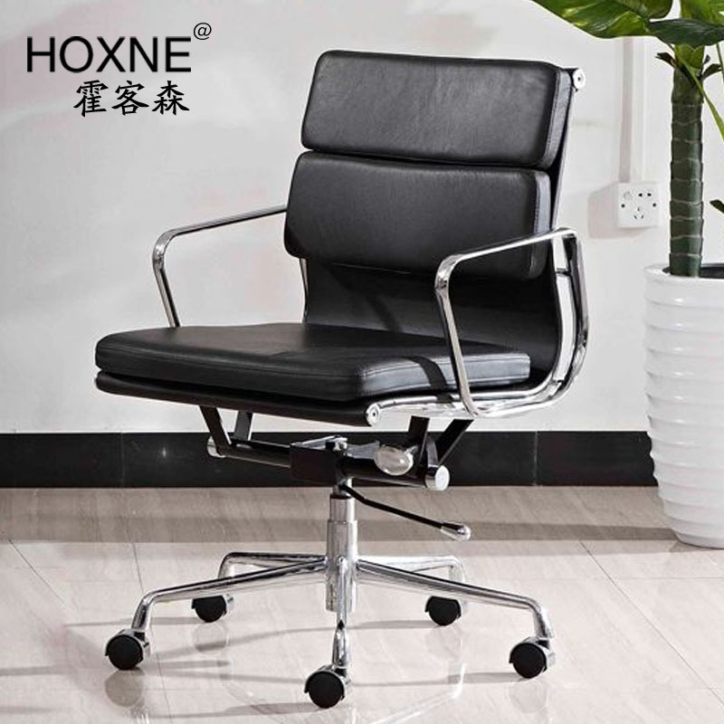 Huo off Senyi Williams Manager chair leather / fashion office meeting chair / computer chair can book chair lift(China (Mainland))