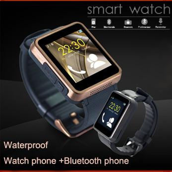 Digital Watch F1 Smartwatch Sync Call SMS Facebook Twitter Pedometer Sleep Monitor 1.3MP Camera Support SIM card Phone - Adan smith's store