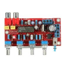 Di alta qualità lm1036 tone protection board bordo preamplificatore volume bassi acuti amplifie vendita calda facile da installare(China (Mainland))
