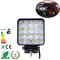 10pcs 48W LED Work Light for Indicators Motorcycle Driving Offroad Boat Car Tractor Truck 4x4 SUV