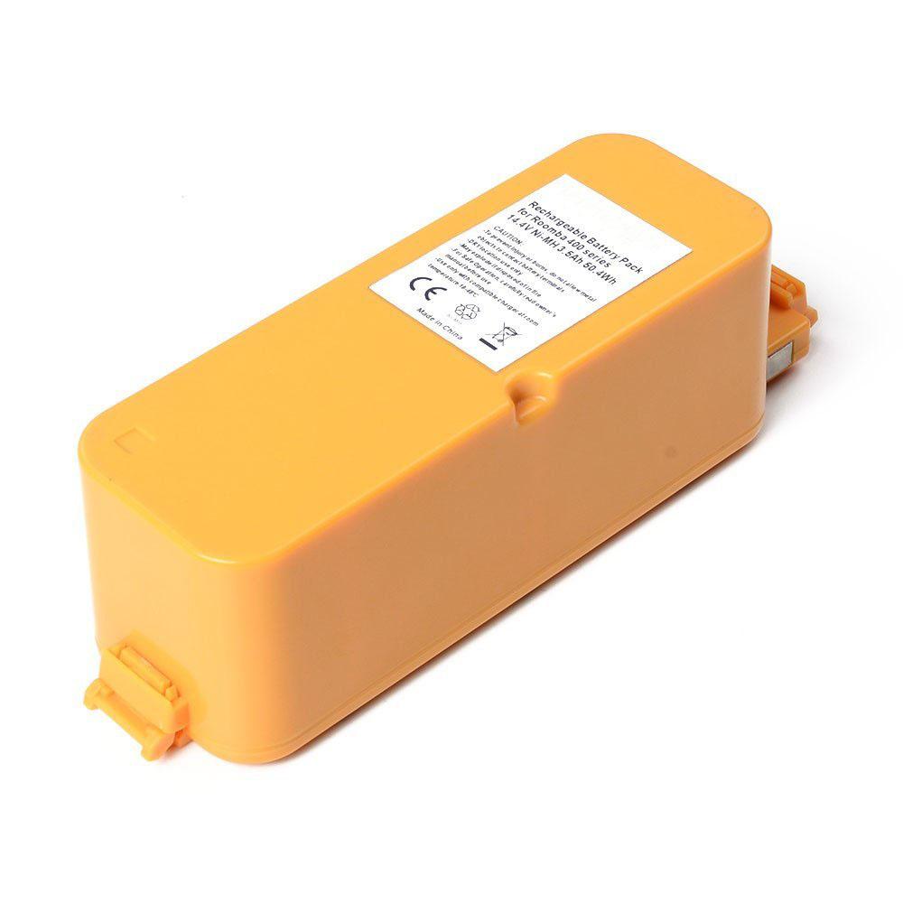Wholesale Replacement Vacuum Battery for iRobot Roomba 400 Series 410 415 416 4100 4105 Yellow(China (Mainland))