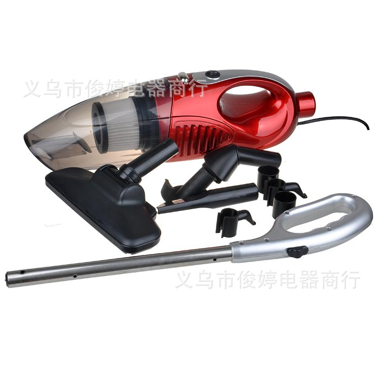dry and wet hepa filter hand held Vacuum cleaner JK-2 portable vacuum cleaner car dual-purpose 600/800W(China (Mainland))