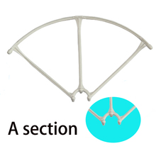 MJX X101 rc helicopter spare parts Protective frame mjx x101 RC Quadcopter Drone spare parts Blade Protecting Frame 2sets=8pcs