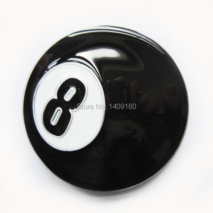 Men Belt Buckle (8 Pool Ball) Gurtelschnalle Boucle de ceinture(China (Mainland))