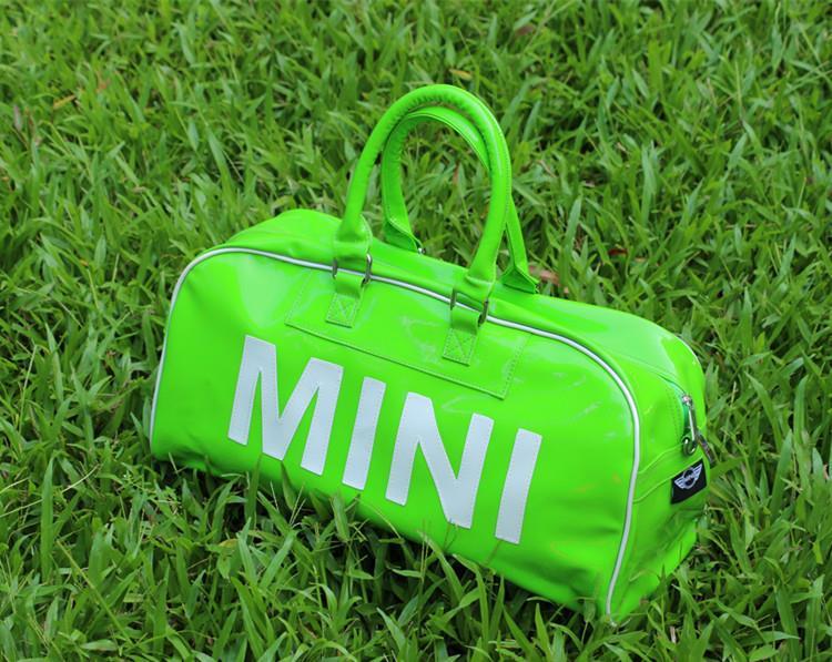 MINI Cooper Handbags Messenger Bags tote crossbody 6 COLOR clubman countryman bag Letter logo casual patent