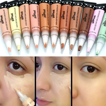 New Concealer Sticker 11color Facial Corretivo Base Dermacol Contour Cream Camouflage Bronzer Concealer Stick Highlighter Makeup(China (Mainland))