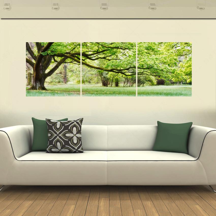 woonkamer wanddecoratie lijsten