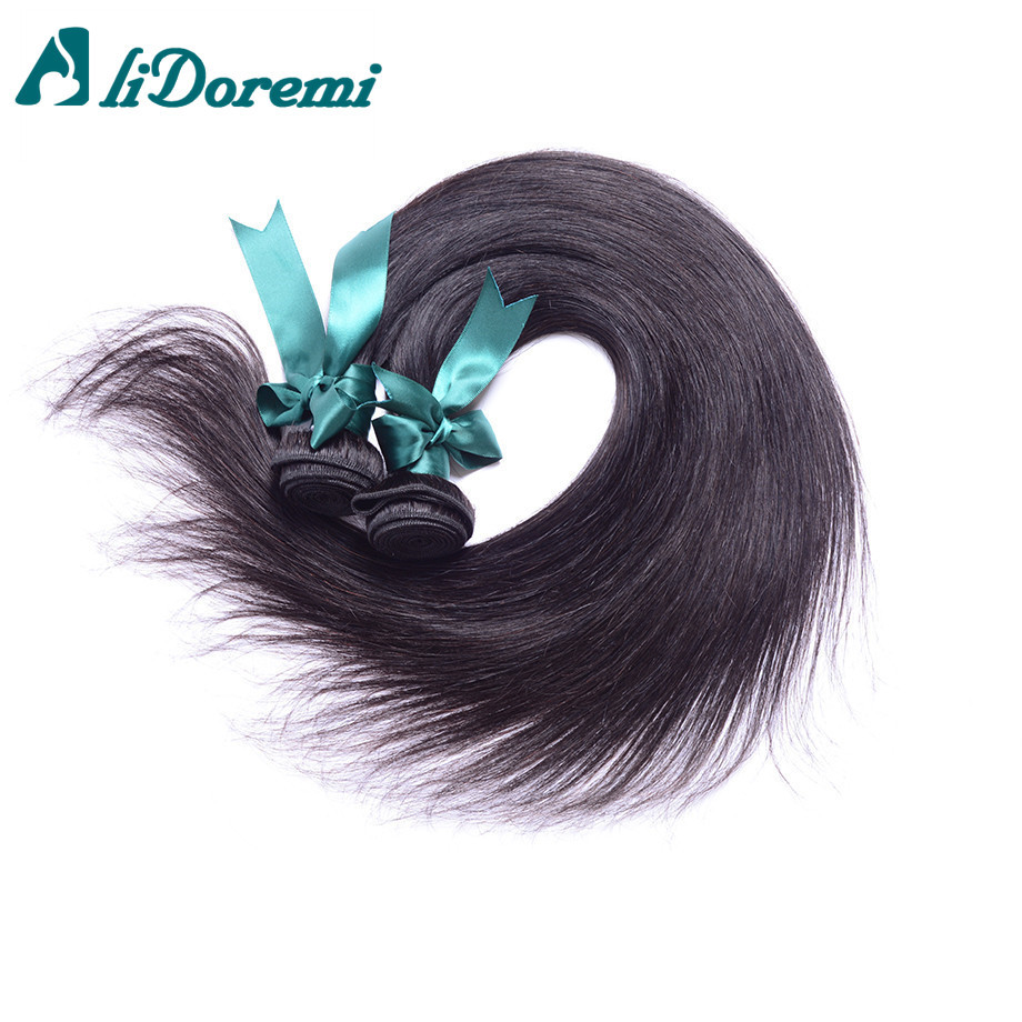 Peruvian Virgin Hair Straight 3 Bundles Deals 7A Human Hair Weave Peruvian Straight Virgin Hair Bundles Products on sale