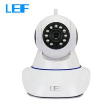 LEF 1.3MP WIFI IP Camera Wireless Home Security CCTV Surveillance Camera P2P Infrared Night Vision(China (Mainland))