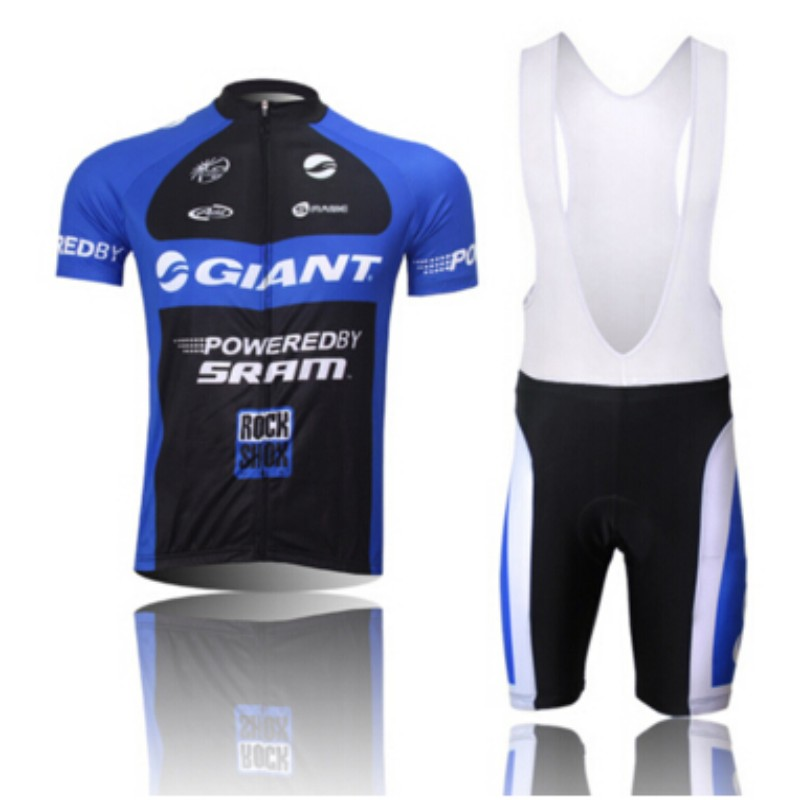 New Arrival !!GIANT Cycling Jersey Bike Bicycle Clothing Outdoor Sportswear Jacket Bike Wear black-red Size:XS~XXXXXL(China (Mainland))