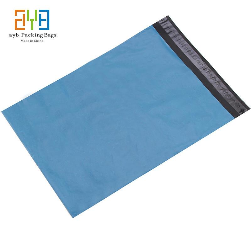 "6.7""x11.8""""(17*30CM) 100pcs wholesale blue Poly Mailers Bag, Blue Plastic Mailing Express Envelope, Premium Quality(China (Mainland))"