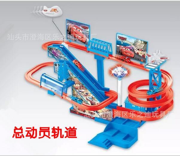 Cheap toys! Car 2 big toy car railway trains Thomas and his friends Brinquedos truck pixar car diecast toy free shipping(China (Mainland))