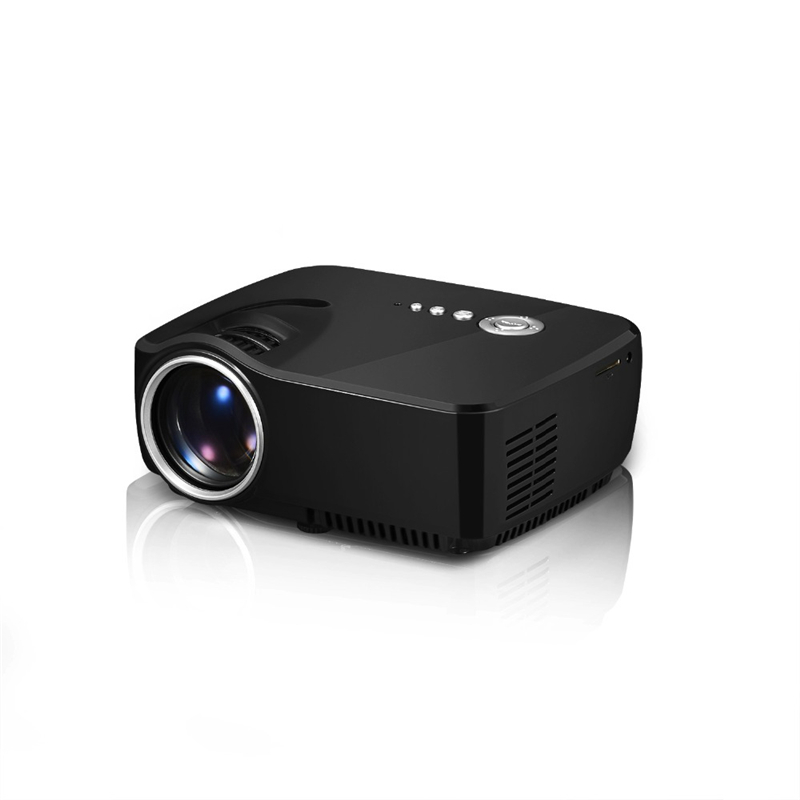 2016 new original unic full hd portable mini projectors for Small video projectors reviews