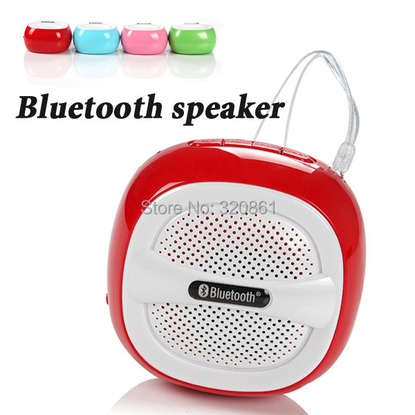 Q10 Bluetooth Speakers Portable Mini Stereo Box Support USB TF Card With Mic For iPhone 6 plus Samsung S5 Note4 HTC M8(China (Mainland))