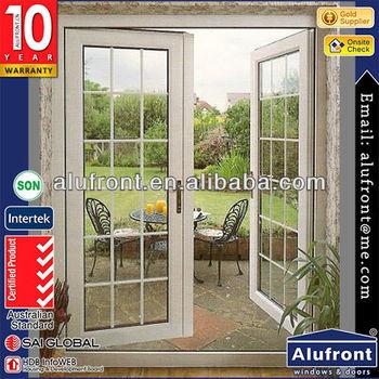 2013 European standard 53 graceful aluminum hinge doors for sale made in China