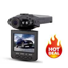 "2.5"" Rotatable HD LCD Car Camcorder DVR Road Dash Camera Video Recorder LED Night Vision Motion Detection+Li-ion Battery(China (Mainland))"