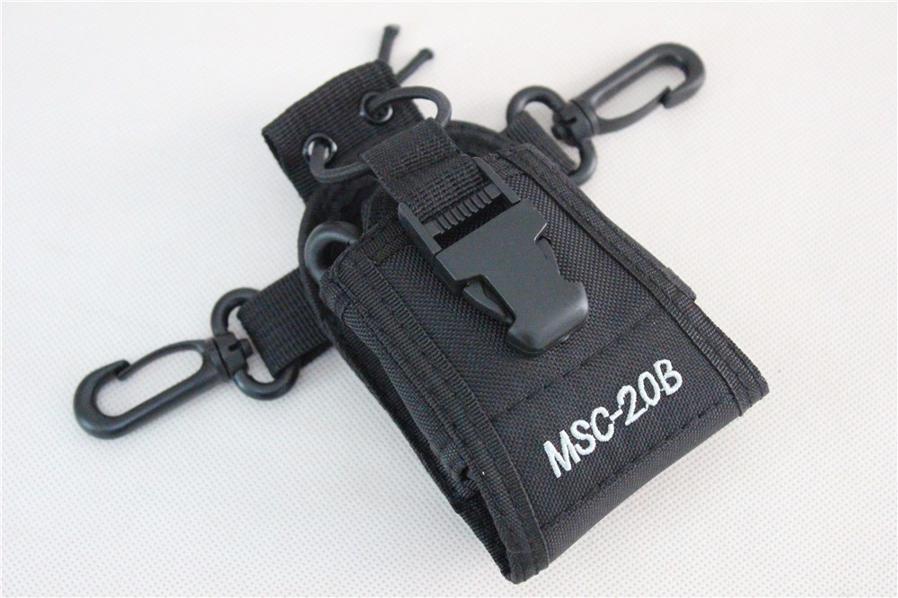 30pcs MSC-20B Portable Radio Case for Baofeng CB Radio UV-5R UV-5RE Plus UV-5RA Plus Yaesu Vextex Icom CB Transceiver TYT TH-F8(China (Mainland))